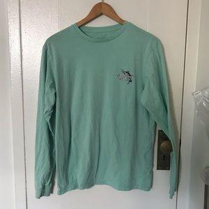 Vineyard Vines marlin L/s t shirt